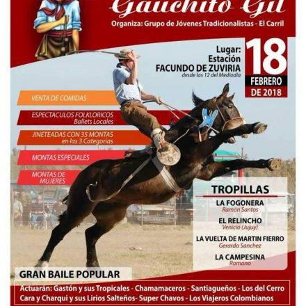 12º Festival en homenaje al Gauchito Gil en El Carril – Salta