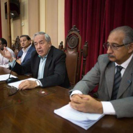 """Convencionales Municipales se interiorizaron sobre la redacción de la """"Carta Orgánica"""""""