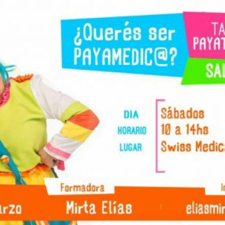 """Payamédicos Salta: Lanzamiento del """"Taller de Payateatralidad"""""""