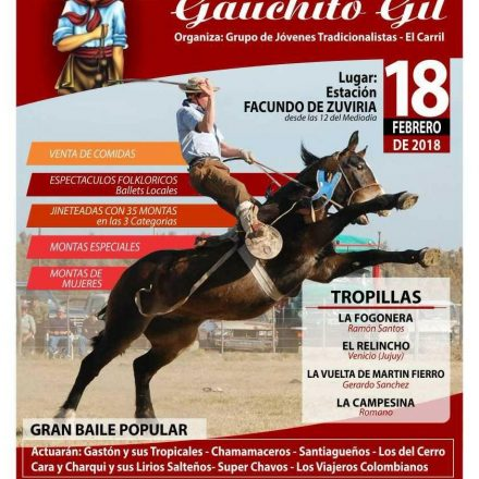 12º Festival en homenaje al Gauchito Gil