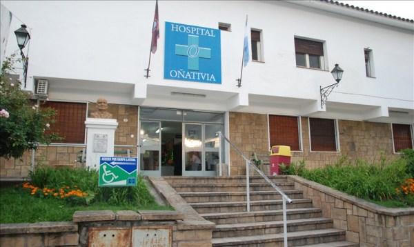 Desde hoy lunes 22, el hospital Dr. Arturo Oñativia contará con un consultorio virtual en varias especialidades