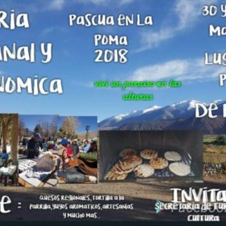 La Poma: 4ta Feria artesanal y gatronómica