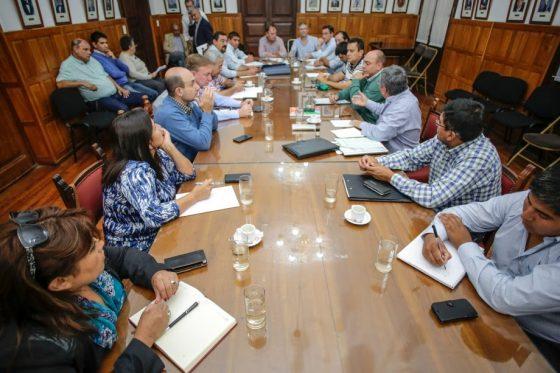 El PJ trabaja en la Agenda política y Parlamentaria en Salta
