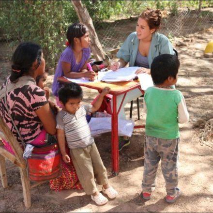 LA Fundación ALMA brindó atención médica y social gratuita