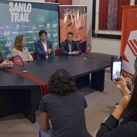 El domingo se realizará la cuarta edición del Sanlo Trail