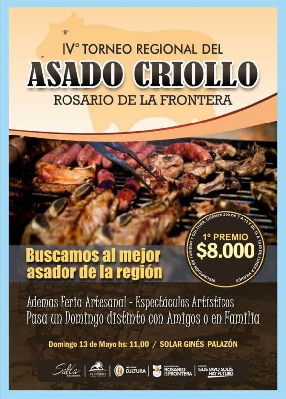IVº Torneo regional del Asado Criollo