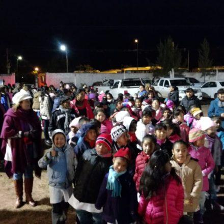 En la Viña se realizó una feria sobre salud infantil