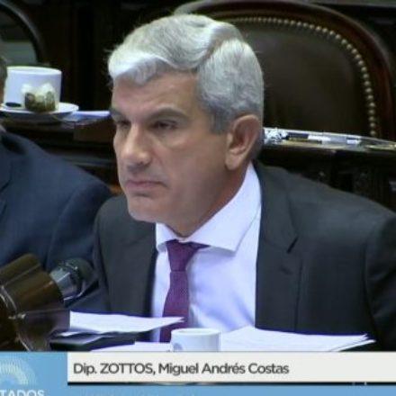 """Zottos propone transformar en Ley el actual """"Programa Intercosecha"""""""
