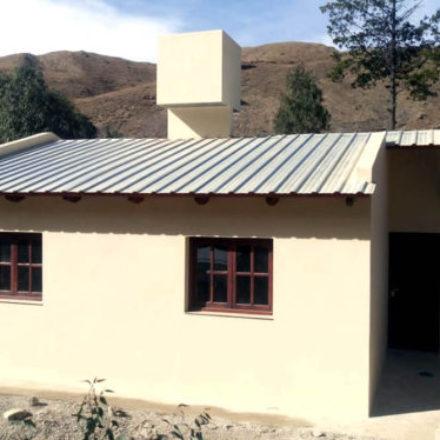 Diez familias de Santa Victoria Oeste recibirán sus viviendas