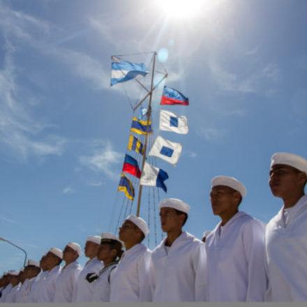 Salta: Estudiantes de Armada Argentina recorrerán el centro de la ciudad