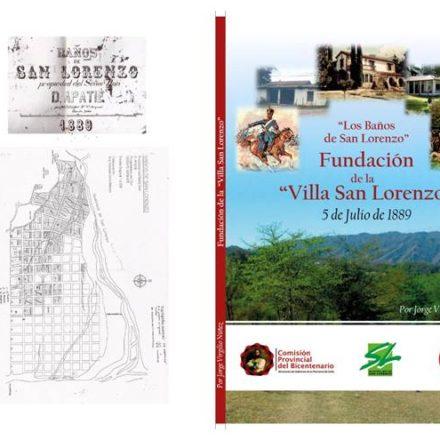 Aniversario de la Fundación de Villa San Lorenzo – Salta