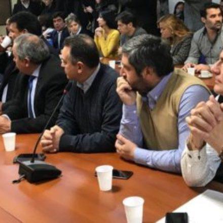 Intendentes pidieron al Congreso rechazar el decreto que elimina el Fondo Federal Solidario