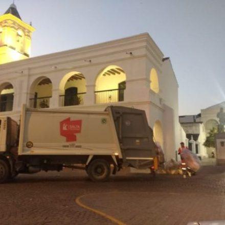 Más de 40 toneladas de residuos se recolectaron durante todo el Milagro