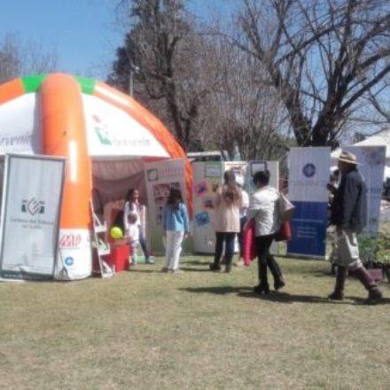 Concientización sobre los derechos de la niñez en la Expo Rural de Salta con el programa Porvenir NOA