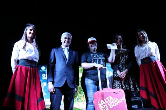 Los atractivos turísticos de Salta se promocionaron en Paraguay