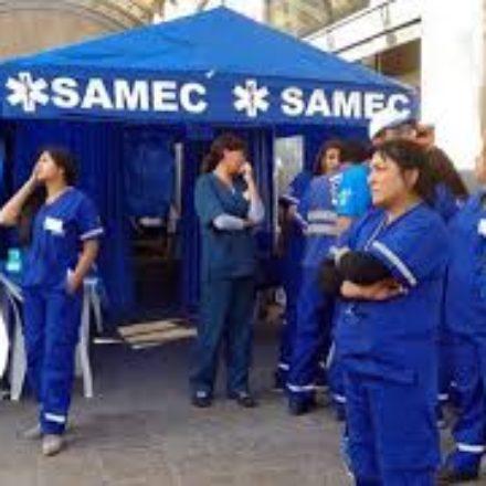 El SAMEC montará 24 puestos para atender emergencias médicas durante el Milagro