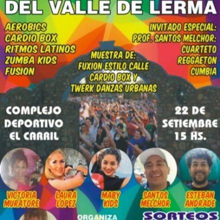 Primera Jornada Aeróbica del Valle de Lerma