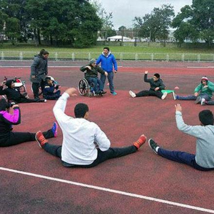 Segundo campus para deportistas con discapacidad