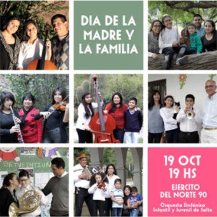 Concierto para celebrar el Día de la Madre y la Familia
