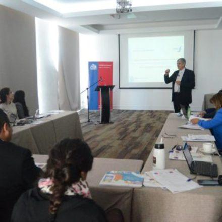 Salta y Antofagasta trabajan para intercambiar experiencias en  el uso eficiente de la energía
