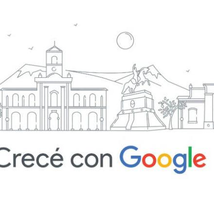 Google Argentina presentó Crecé con Google en Salta
