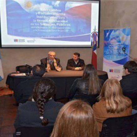 Salta expuso en Antofagasta sus avances en energías renovables y  eficiencia energética