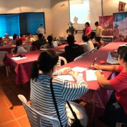 En Guachipas iniciaron las capacitaciones del programa INCUBA Salta