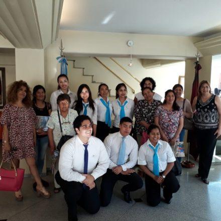 Prestadores turísticos de San Antonio de los Cobres se capacitaron en Salta