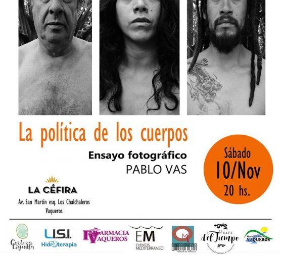 Vaqueros: Muestra fotográfica «La política de los cuerpos»