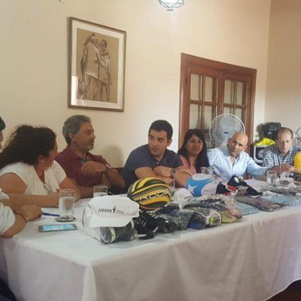 """Tras el éxito del proyecto """"Rugby en los Barrios"""", municipios del interior buscan replicarlo"""