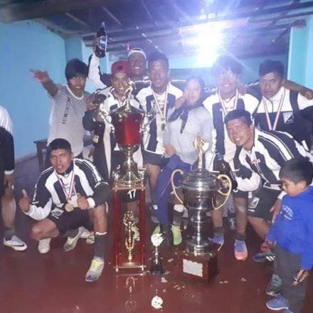 Central Norte de San Antonio de los Cobres campeón interprovincial de fútbol de la Puna 2018