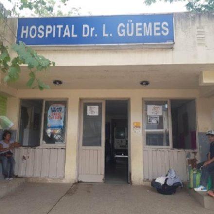 Realizarán obras para finalizar la ampliación del hospital de Aguaray