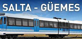 El servicio del tren Salta – Guemes está suspendido hasta el 12 de abril