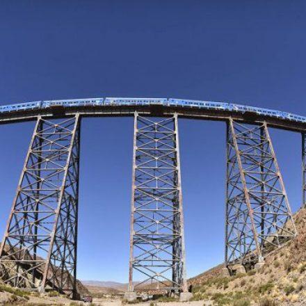 Se realizarán dos salidas especiales para festejar el 47 aniversario del Tren a las Nubes