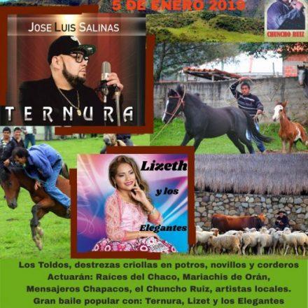 13º Festival Sentimiento y Tradición en LOS TOLDOS – SALTA