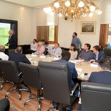 La Comisión Nacional de Emergencias y Desastres Agropecuarios analizó la situación de Mendoza, La Rioja y Salta