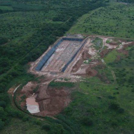 Autoridades supervisaron obras comunitarias en Pichanal