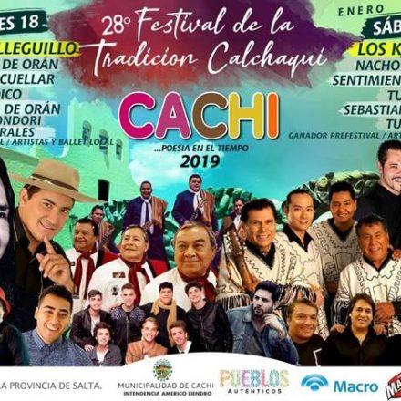 28º Festival de la Tradición Calchaquí