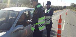 Por el fin de semana largo reforzarán los controles viales en la provincia