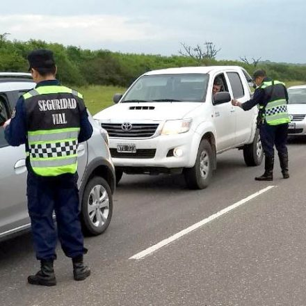 En el fin de semana se detectaron más de 90 conductores con alcohol al volante