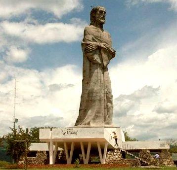 Fiesta en honor al Cristo de La Caldera