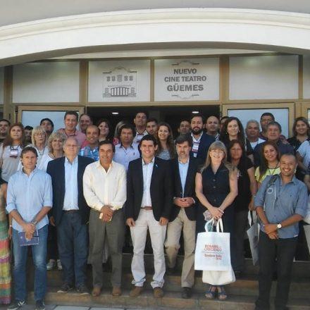 Rosario de la Frontera fue sede del Primer Encuentro Regional de Gestores Públicos
