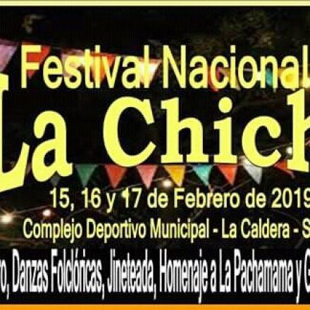 Festival nacional de la chicha 2019