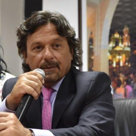 Saénz conformó su frente electoral
