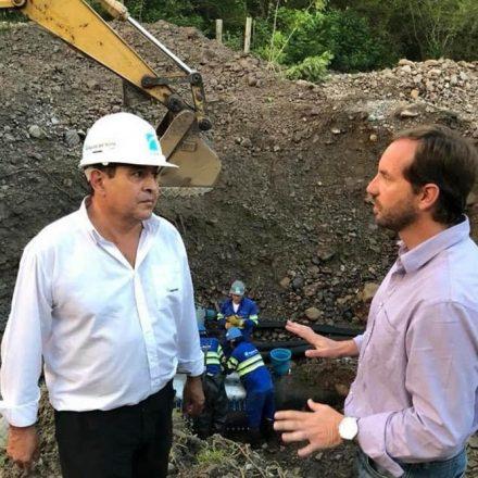 Denuncian sabotajes a los sistemas de agua y cloaca en los departamentos de Metán y San Martín
