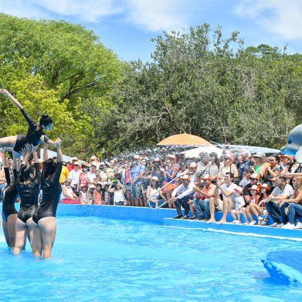 Urtubey inauguró el Parque Acuático termal de Rosario de la Frontera
