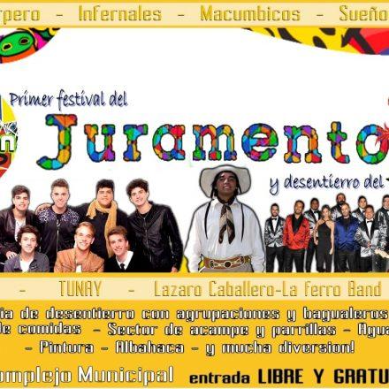 Primer Festival del Juramento – El Galpón 2019