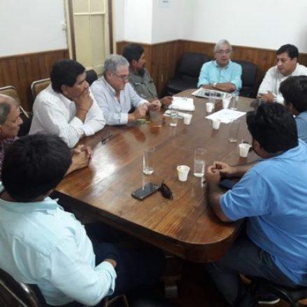 Diputados analizaron posibles soluciones para las inundaciones las localidades del Valle de Lerma