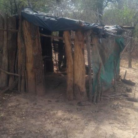 Denuncian que, sin agua y sin trabajo la desnutrición golpea a la comunidad Las Avispas en el norte Provincial