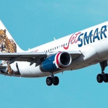 JetSMART vuelve a volar desde septiembre con ocho destinos, entre ellos Salta